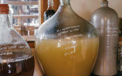 Workshop wijn en azijn 15 augustus